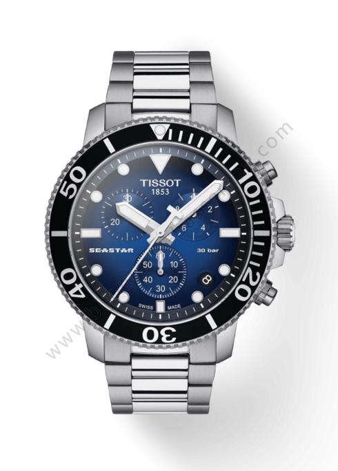 MONTRE TISSOT SEASTAR 1000 CHRONOGRAPH T120.417.11.041.01