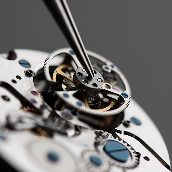 Montres made in Swiss